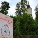 Hotel zur Burg Posterstein - Ladestation e-bikes