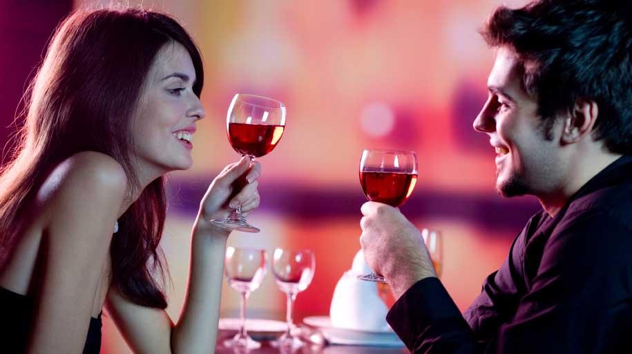 Romantisches Essen im Hotel zur Burg Posterstein